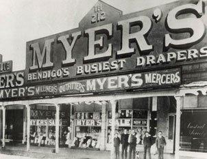 Myer Ballarat Store