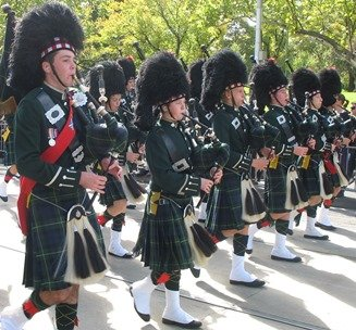 Anzac day Parade
