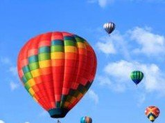 Hot Air Balloon Rides in Melbourne