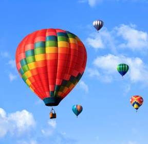 Hot Air Balloon Rides in Melbourne