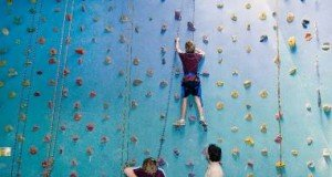 Cliff Hanger Climbing Gym