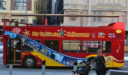 Melbourne City Sight Seeing