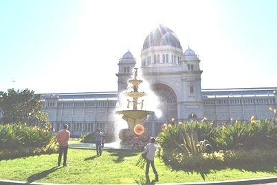 The Royal Exhibition Building Melbourne