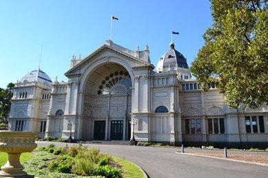 The Royal Exhibiton Building Melbourne