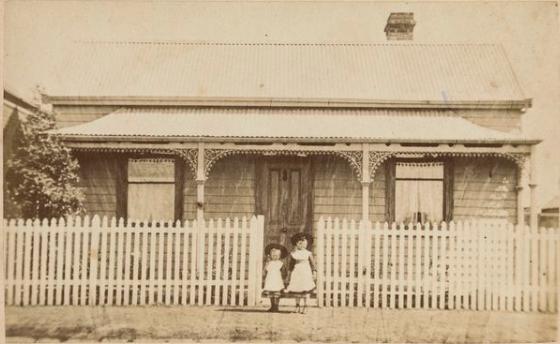 House Footscray 1880