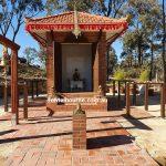 Ganapati Temple at STupa