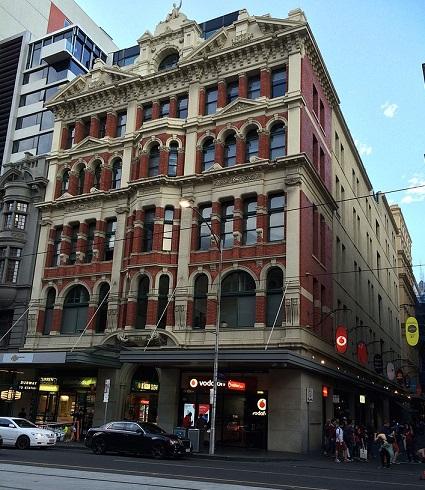 Mutual Store Building