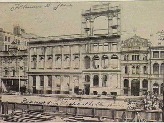 Sargood Ware House 1897