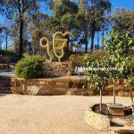 The Stupa Garden